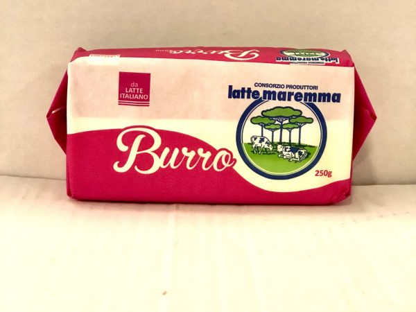 BURRO GR.250 LATTE MAREMMA