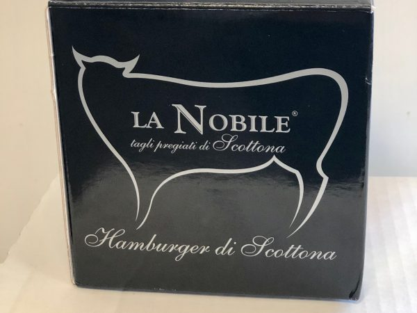 HAMBURGER SCOTTONA LA NOBILE CONGELATI G 180 X 5 PZ