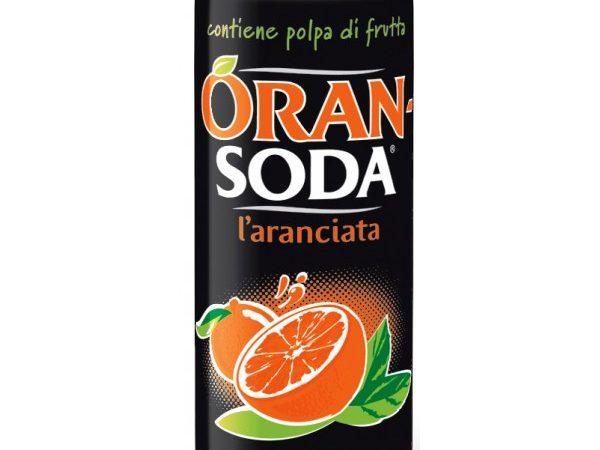 ORANSODA LATT. 33 CL
