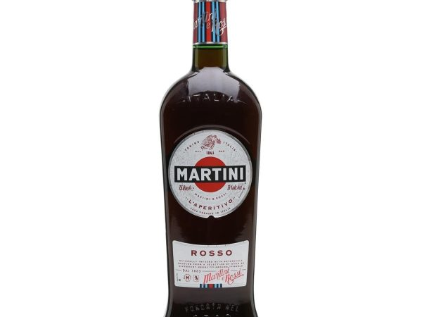 VERMOUTH ROSSO MARTINI LT.1