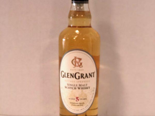 WHISKY GLEN GRANT 5 ANNI 700 ML