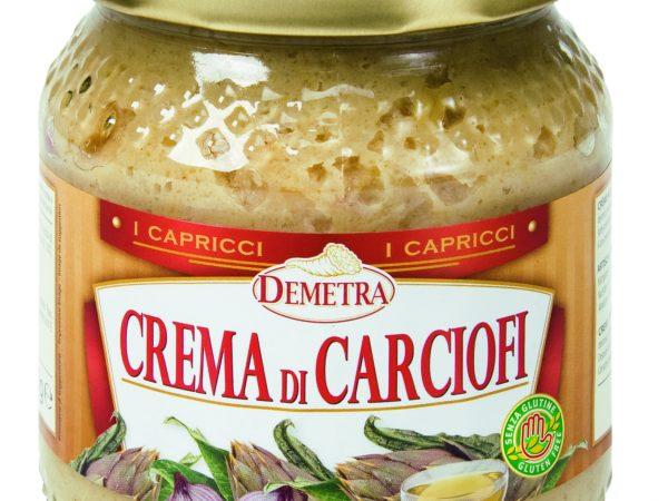 CREMA CARCIOFI G.540 DEMETRA