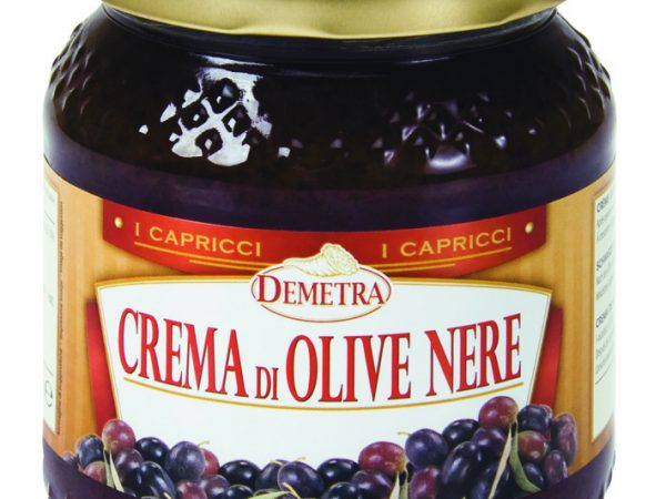 CREMA OLIVE NERE G.550 DEMETRA