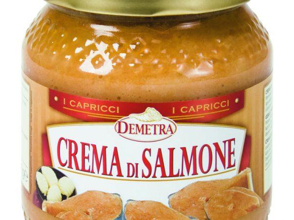 CREMA SALMONE G.550 DEMETRA
