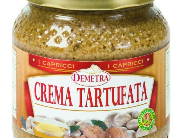CREMA TARTUFATA CHIARA G.550 DEMETRA