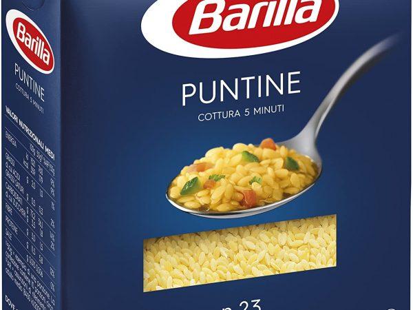 BARILLA PUNTINE NR 23 GR 500