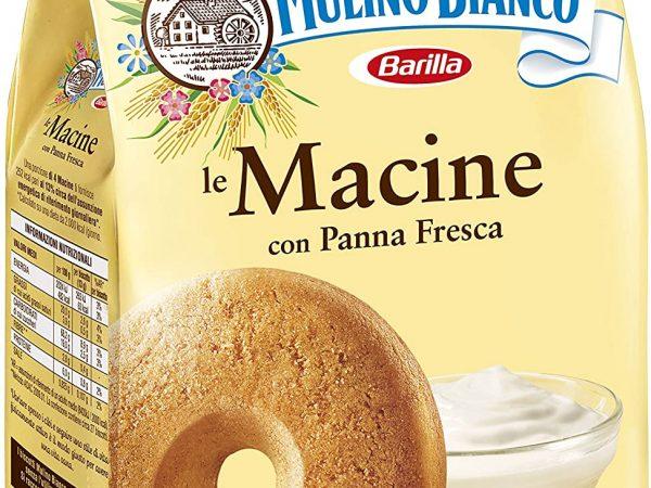 MACINE GR.350 MULINO BIANCO
