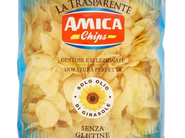 PATATINE AMICA CHIPS GR 500