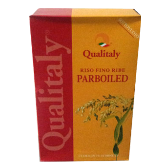 RISO PARBOILED KG.1 QUALITALY