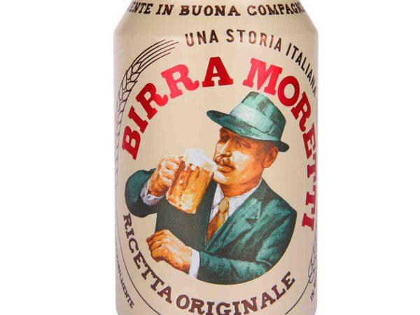 BIRRA MORETTI CL.33 LATTINA