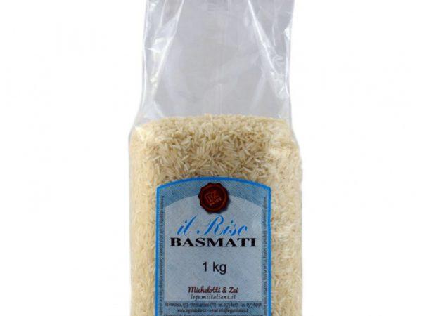 RISO BASMATI KG.1 ZEI