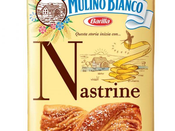 NASTRINE 6PZ  MUL. BIANCO GR.240