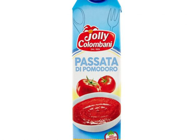PASSATA POMODORO JOLLY COLOMBANI LT.1 BRIK