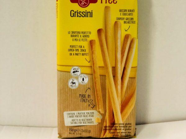 GRISSINI GR 150 S/GLUTINE SCHAR (CONFEZIONE DA 3 SACCHETTI X 50GR)
