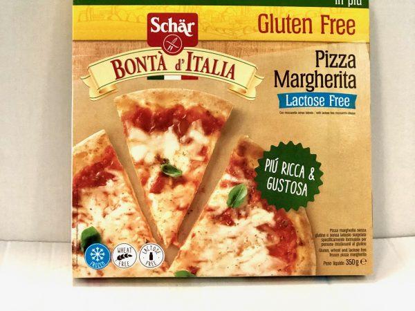 PIZZA MARGHERITA  G.280 S/GLUTINE CONGELATE  B.ITALIA