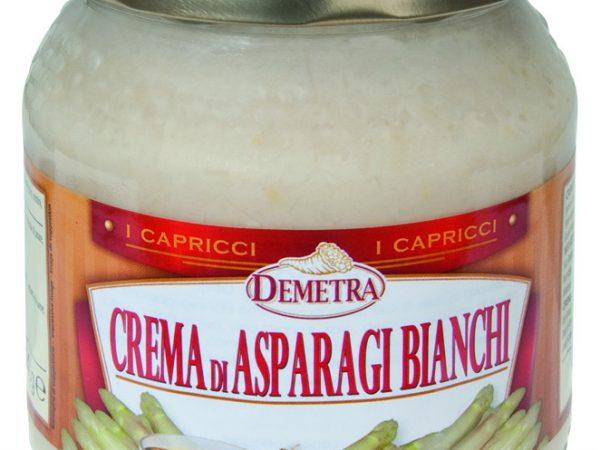 CREMA ASPARAGI BIANCHI G.540 DEMETRA