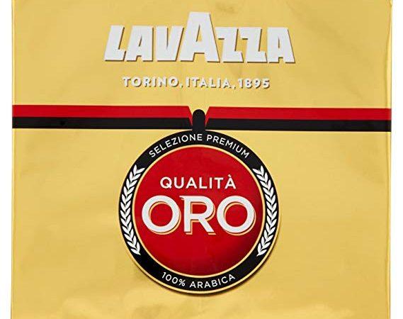 CAFFE' LAVAZZA  QUALITA' ORO CONFEZIONE  2 X 250 GR