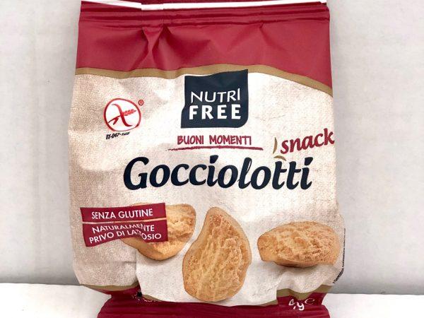 GOCCIOLOTTI S/GLUTINE NUTRIFREE GR 40 X 5 PZ