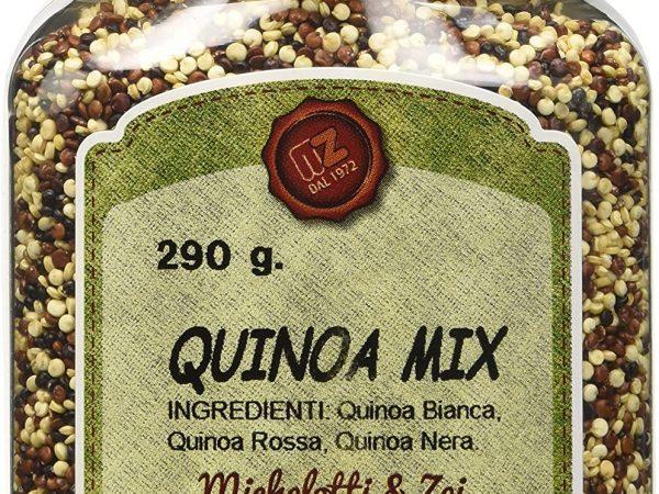 QUINOA MIX GR 290 ZEI