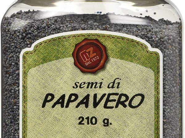 SEMI DI PAPAVERO GR 210 ZEI