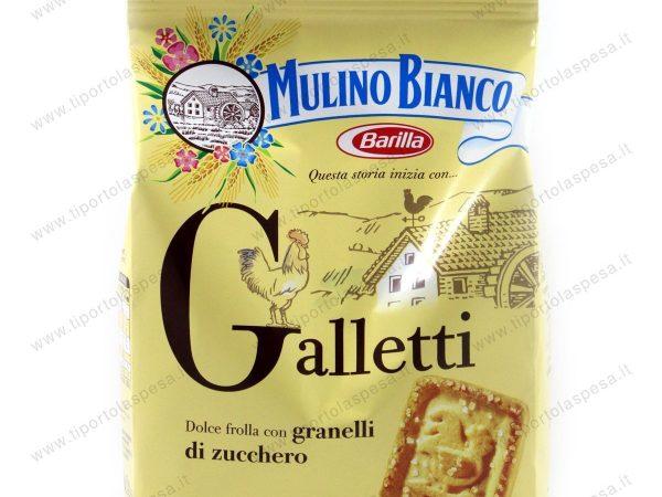 GALLETTI GR.350 MULINO BIANCO
