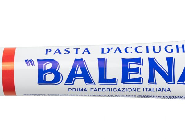 PASTA ACCIUGHE BALENA GR 65