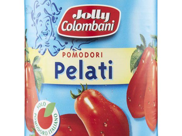 POMODORI PELATI JOLLY COLOMBANI GR 800