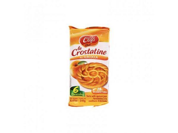 CROSTATINA ALBICOC. G.40X6 ELLEDI