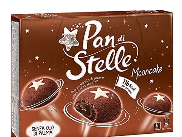 MOONCAKE PAN DI STELLE 6PZ GR 210