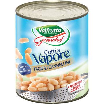 CANNELLINI COTTI A VAPORE GRANCHEF G.610