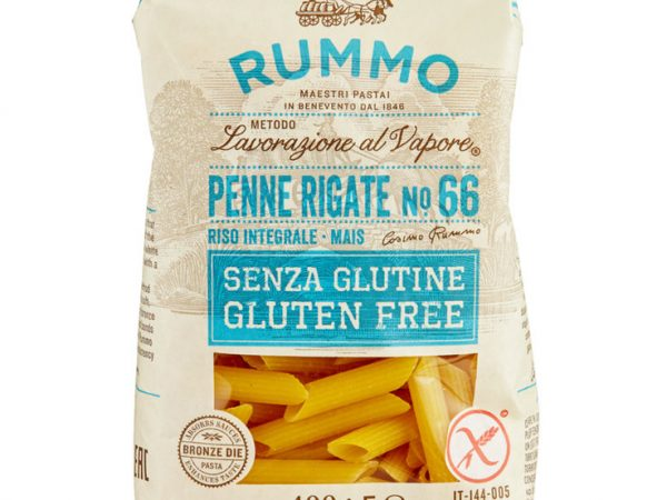 RUMMO PENNE RIGATE NR 66 S/GLUTINE G.400