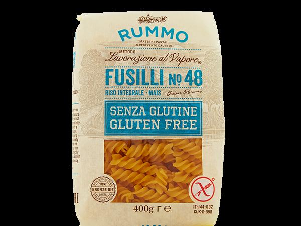 RUMMO FUSILLI NR  48 S/GLUTINE G.400
