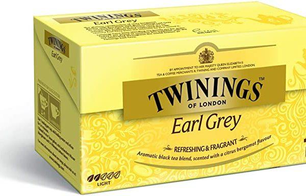 THE TWINING EARL GREY 25 F