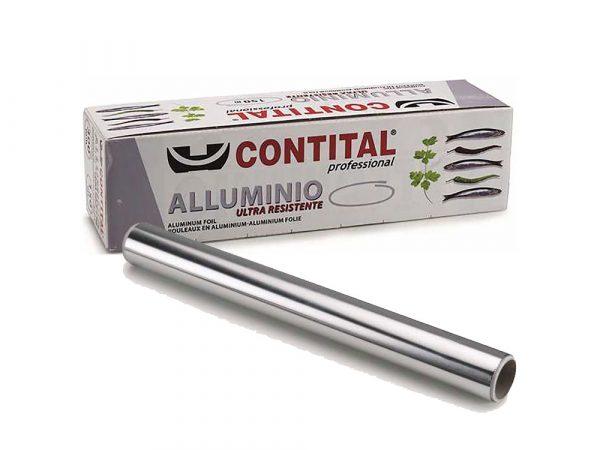 ALLUMINIO ROLL 30 METRI H.280 CONTITAL